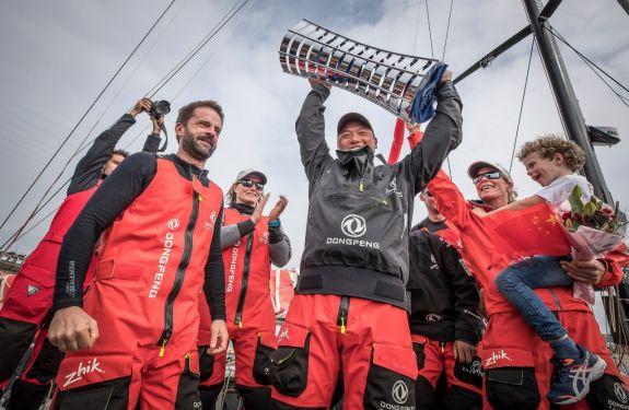 Barco chinês é o campeão da Volvo Ocean Race 2017-18