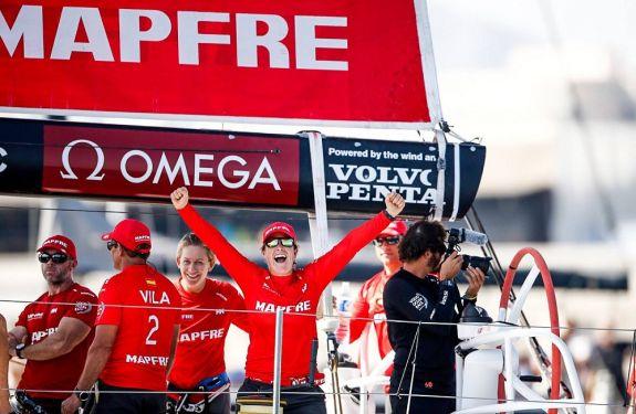 Barco espanhol vence na estreia na Volvo Ocean Race 2017/2018
