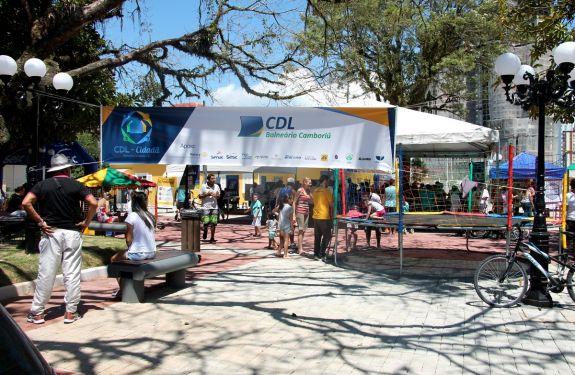 BC: CDL Cidadã leva serviços gratuitos ao bairro da Barra neste sábado