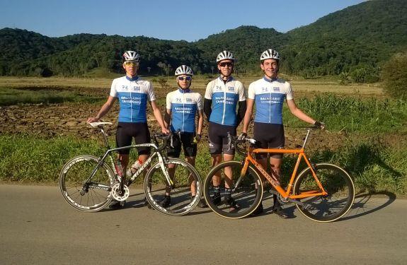 BC disputará o Campeonato Brasileiro de Ciclismo