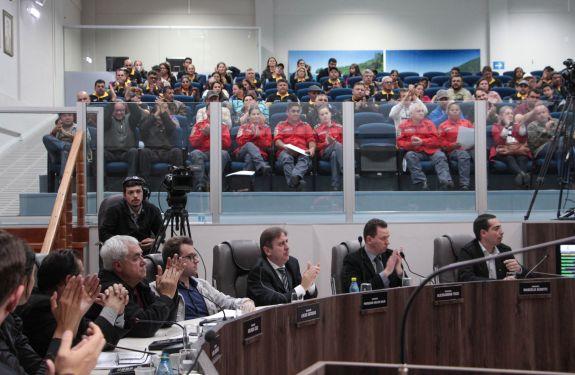 BC: Dois projetos aprovados na sessão desta terça (07)