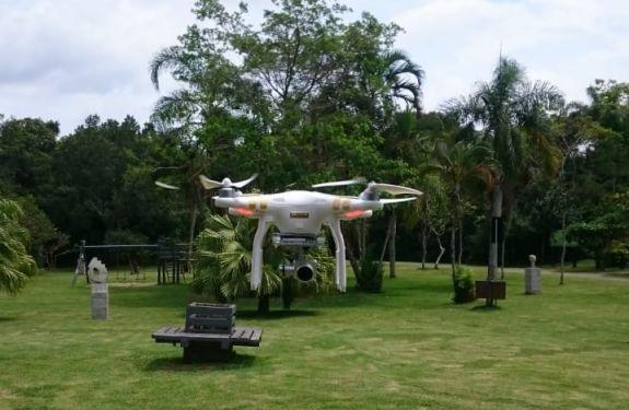 BC: Equipe de Combate ao Aedes aegypti agora possui um drone