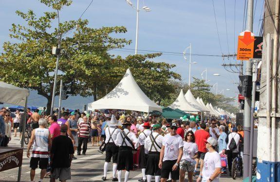 BC: Festa dos Amigos agitará Avenida Atlântica no próximo sábado