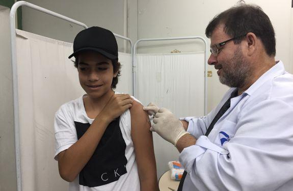 BC inicia Campanha de Multivacinação para crianças e adolescentes