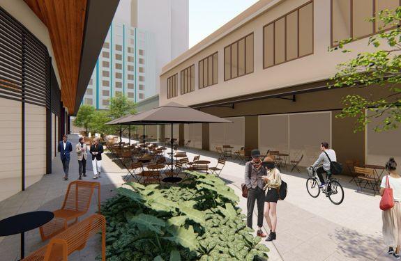 BC: Município apresenta projeto de reurbanização do Calçadão da Central e entorno