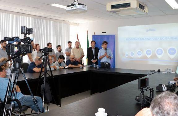BC: Município lança programa para despoluição das águas e engajamento da população