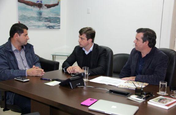 BC: Prefeito propõe criação de comissão para gerir Centro de Eventos