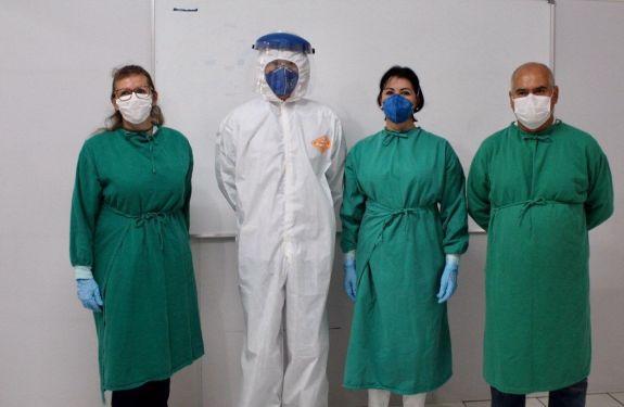 BC: Prefeitura abre novo abrigo com equipe médica voluntária