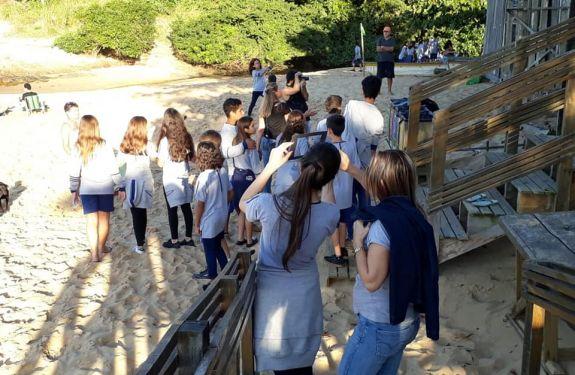 BC: Projeto Ambiental registra degradação e preservação em Taquaras