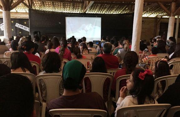 BC promove 2ª edição do Projeto Cinema nas Comunidades