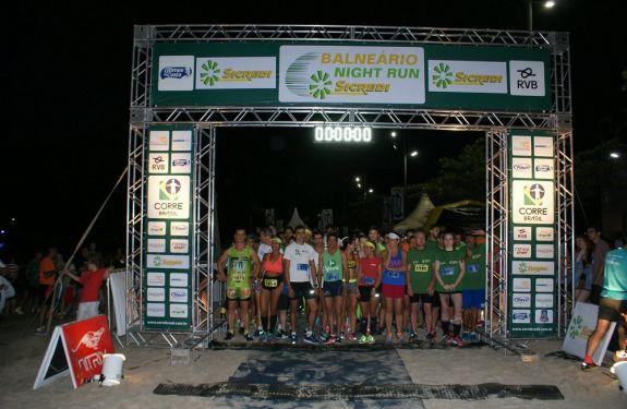 BC recebe 1,2 mil atletas para corrida noturna neste sábado