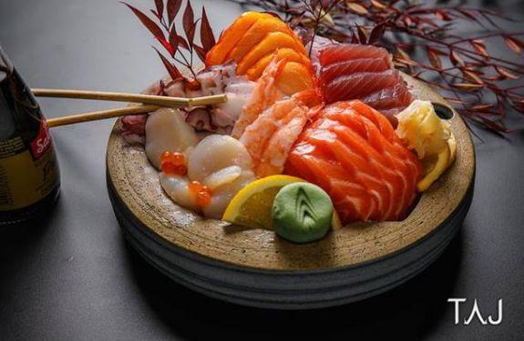 BC: Taj apresenta novo menu aos amantes da culinária japonesa
