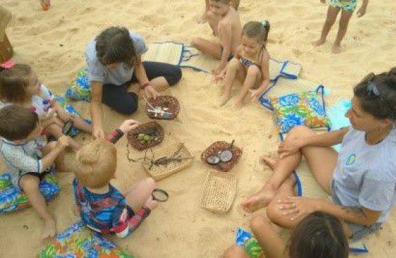 BC: Taquaras recebe o Projeto Consciência na Praia neste fim de semana