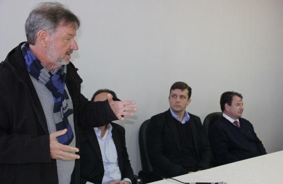 BC: Vereadores acompanham posse do novo secretário de Planejamento Urbano