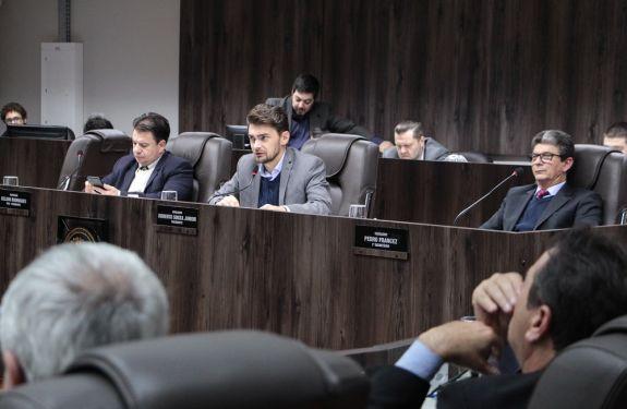 BC: Plenário aprova dez projetos na sessão de quarta (04)