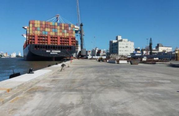 Berço 3 do Porto de Itajaí será entregue na segunda-feira
