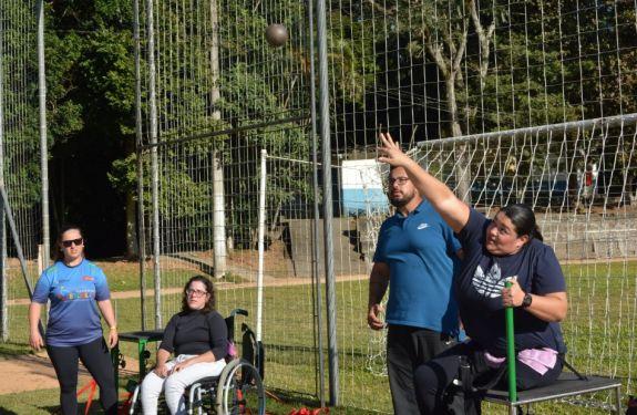 Blumenau ganha único Centro de Referência Paralímpico em SC
