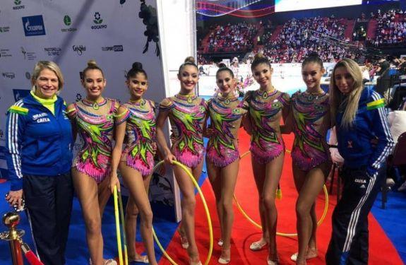 Blumenau: Ginasta da AGIN se destaca na Seleção Brasileira...