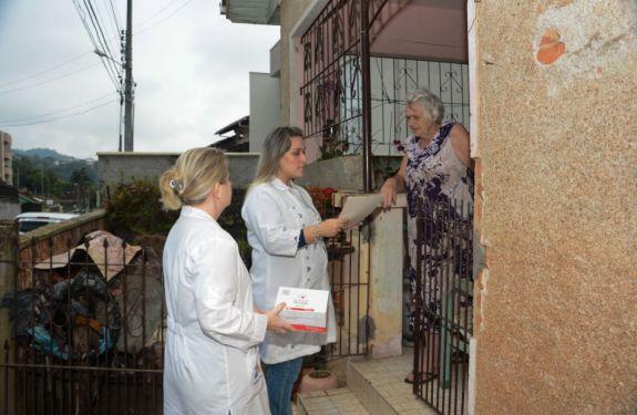 Blumenau vai ampliar Programa Remédio em Casa