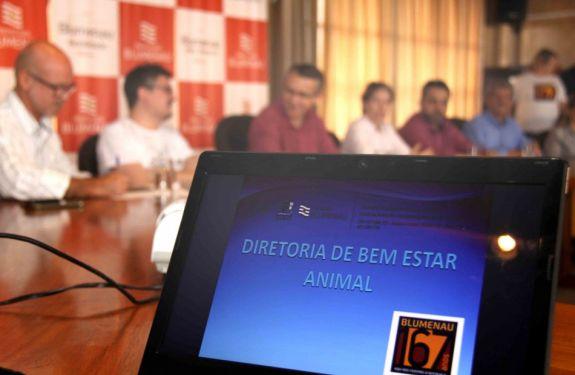BNU presta contas e apresenta medidas na área de proteção animal