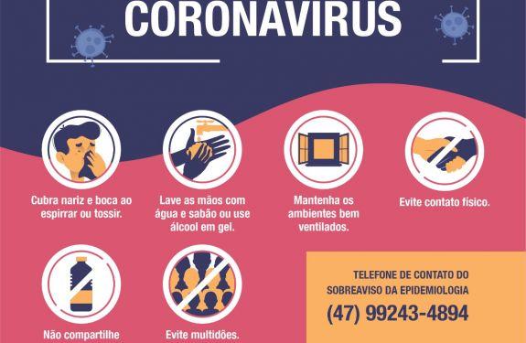 Boletim 1- 18/03/2020 - Balneário Camboriú registra dois casos de Coronavírus