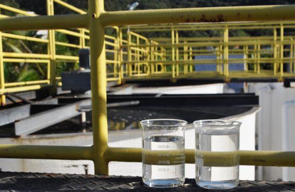 Bombinhas reduz 33% do desperdício de água