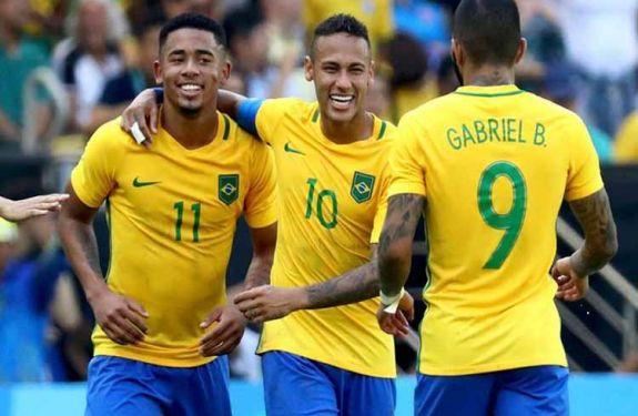 Brasil ultrapassa Alemanha e volta a liderar ranking da Fifa