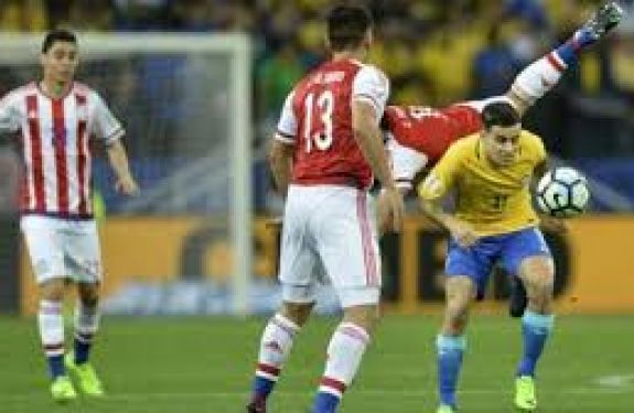 Brasil x Paraguai tem 2ª maior renda do futebol brasileiro