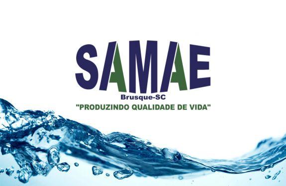 Brusque alerta moradores para novos pedidos de ligação de água