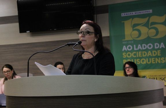 Brusque: Audiência Pública de avaliação do Plano de Educação