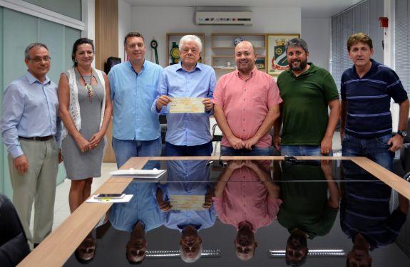 Brusque recebe repasse de mais de R$ 1 milhão da Câmara