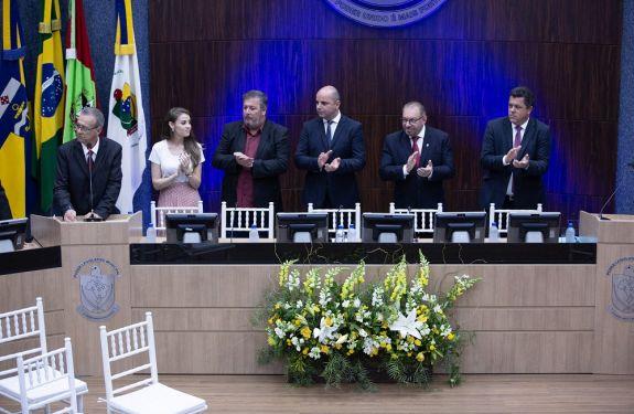 Câmara comemora 159 anos de Itajaí com Sessão Solene