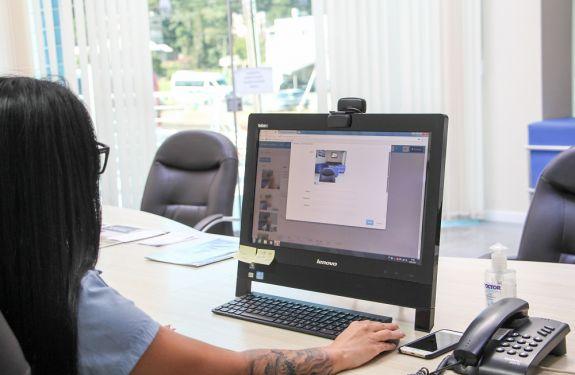 Câmara de BC implanta novo sistema de cadastro para visitantes