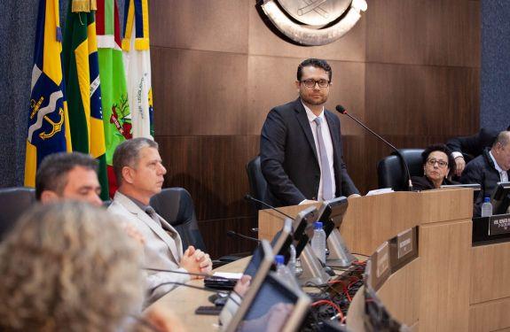 Câmara de Itajaí aprova indicado a diretor-geral do Semasa