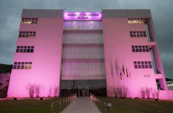 Câmara de ITJ realiza Sessão Especial do Outubro Rosa