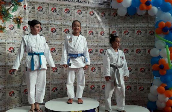 Camboriú conquista nove medalhas na Copa SKD de Judô