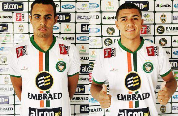 Camboriú FC apresenta mais reforços