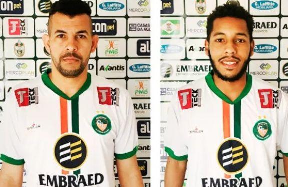 Camboriú FC apresenta quatro reforços vindos do RS