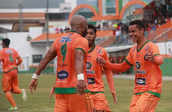 Camboriú FC empata com o Concórdia no Robertão