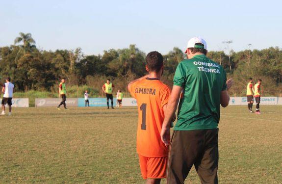 Camboriú FC fez jogo-treino contra o JEC