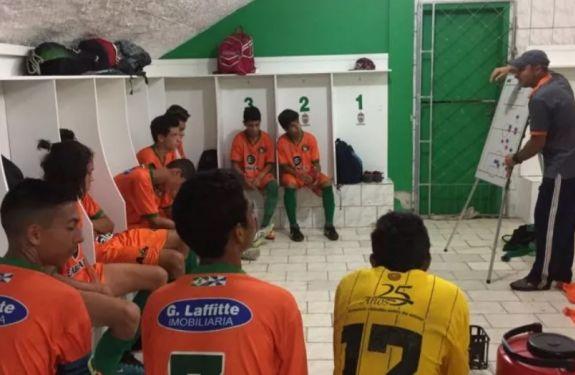 Camboriú FC realiza testes para base no dia 13