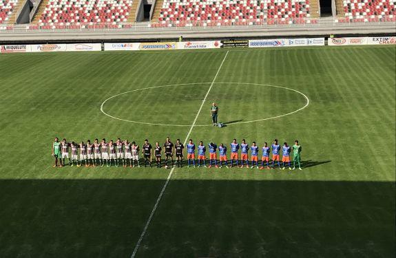 Camboriú FC vence a terceira longe de casa: 2x1