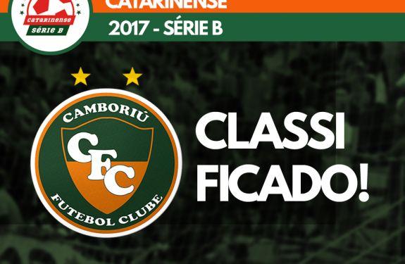 Camboriú FC vence e enfrenta o Hercílio Luz na semifinal