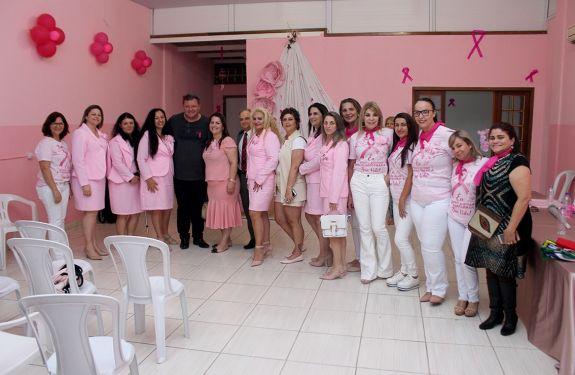 Camboriú inaugura Rede Feminina de Combate ao Câncer