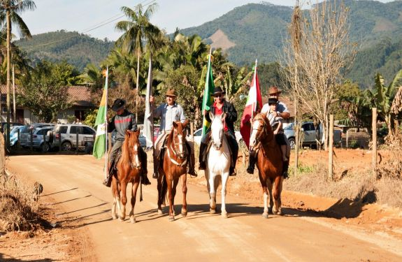 Camboriú recebe 10ª Cavalgada Rural neste sábado