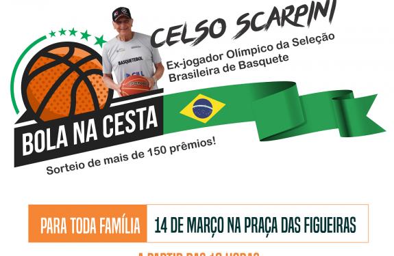 Camboriú recebe evento inédito de basquete
