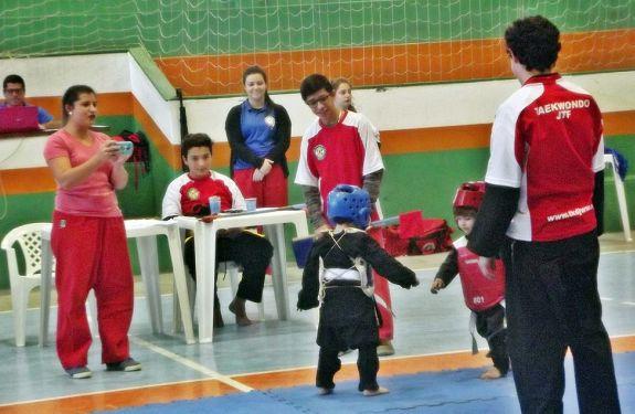 Camboriú sedia Campeonato Estadual de Taekwondo JTF no domingo