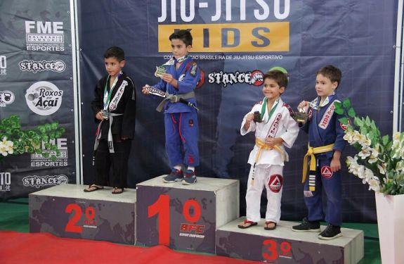 Campeonato Brasileiro de Jiu-jitsu em Bal. Camboriú