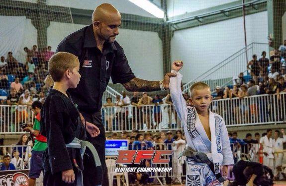 Campeonato Brasileiro Kids de Jiu-jitsu acontece em BC