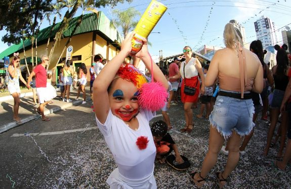 Carnaval no Mercado Público de Itajaí terá cinco dias...